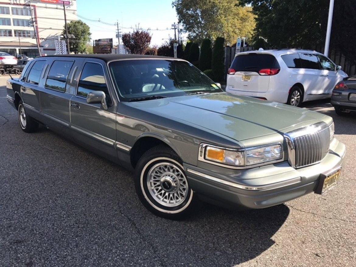 2007 Lincoln Town Car For Sale 18500