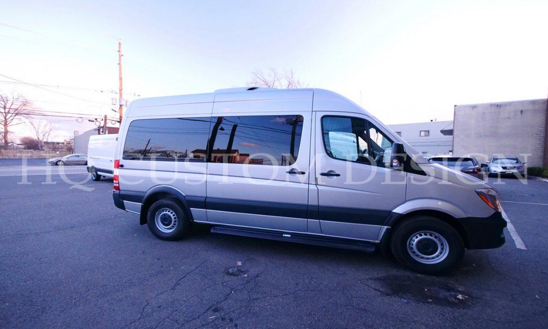 "Photo of Van for sale: 2017 Mercedes-Benz Sprinter 144"" 2500  by HQ Custom Design Inc."