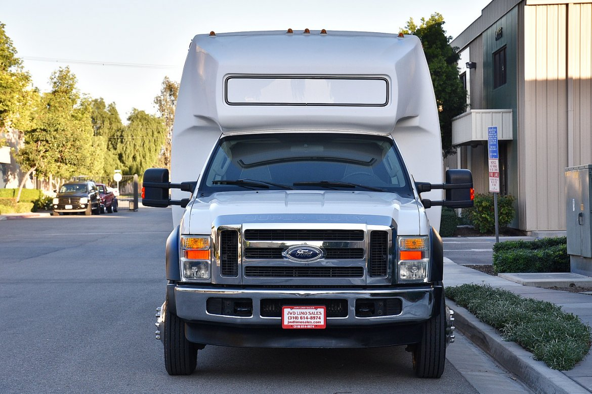 Photo of Limo Bus for sale: 2008 Ford F-550