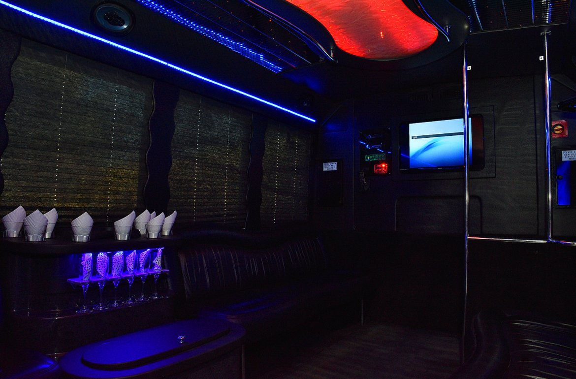 Photo of Limo Bus for sale: 2008 Ford F-650 by Tiffany