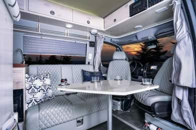 2016 Galactic Aquarius Mercedes-Benz Sprinter Class B RV