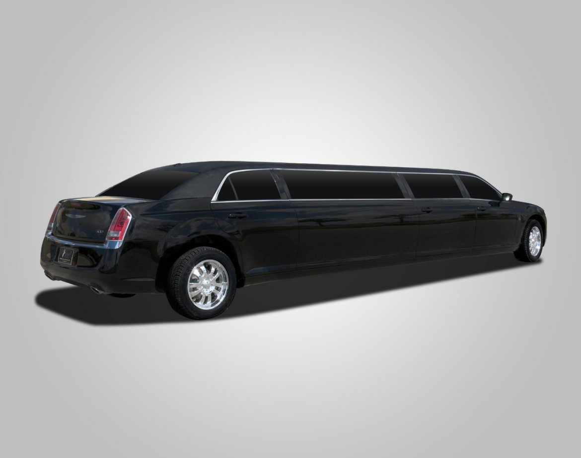 "Limousine for sale: 2018 Chrysler 300 5th Door 140"" Stretch by LCW Automotive Corp."