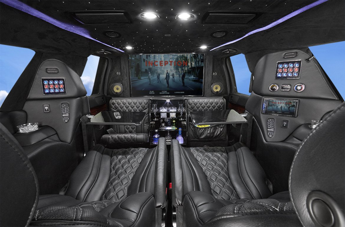 CEO SUV Mobile Office for sale: 2018 Lincoln Navigator by LCW Automotive Corp.