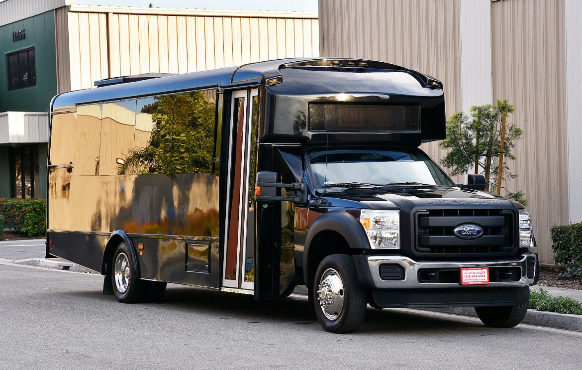 Limo Bus for sale: 2014 Ford F-550