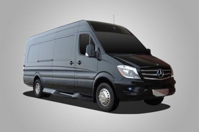 For sale: 2016 LCW AUTOMOTIVE CORP. Mercedes Benz  Sprinter Shuttle Sprinter