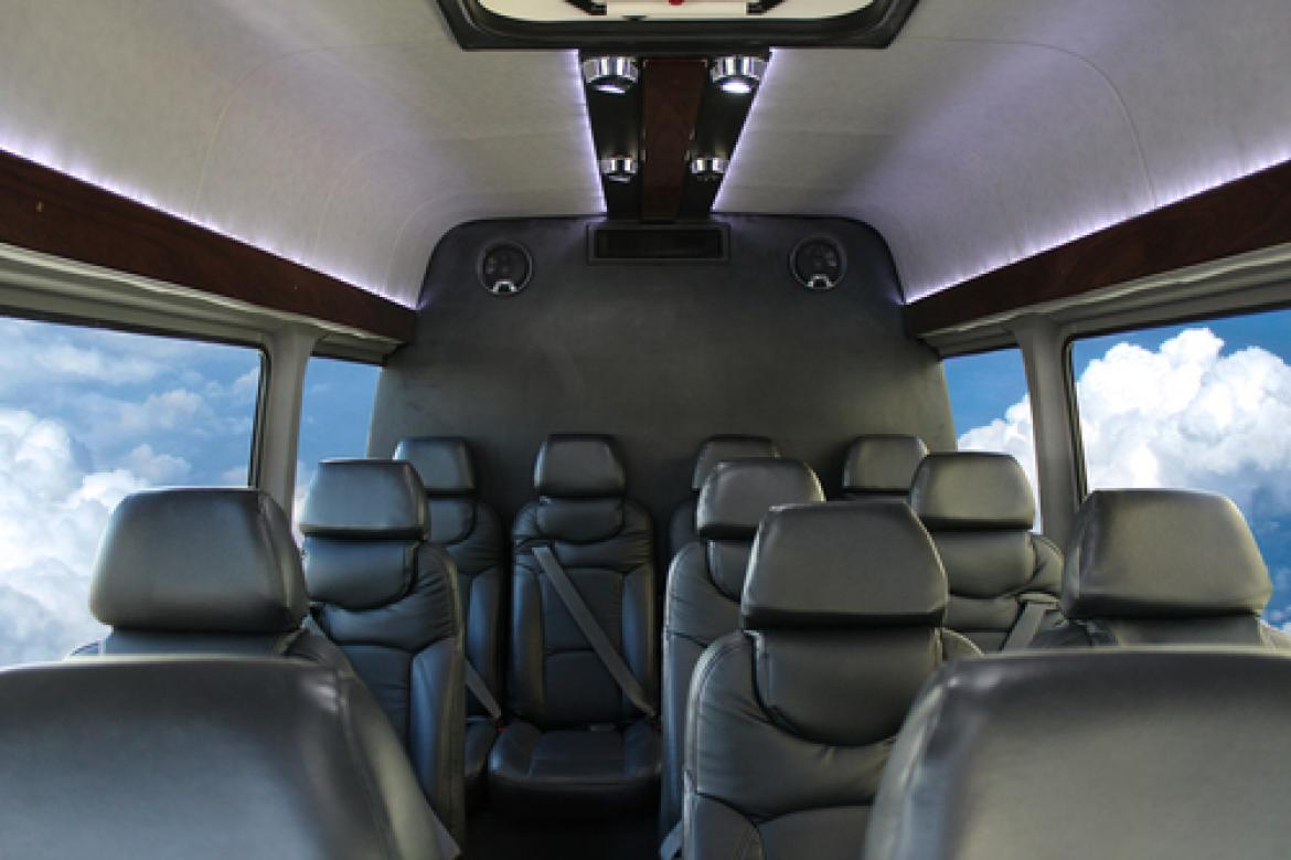Photo of Sprinter for sale: 2017 Mercedes-Benz Sprinter Executive Shuttle by LCW AUTOMOTIVE CORP.