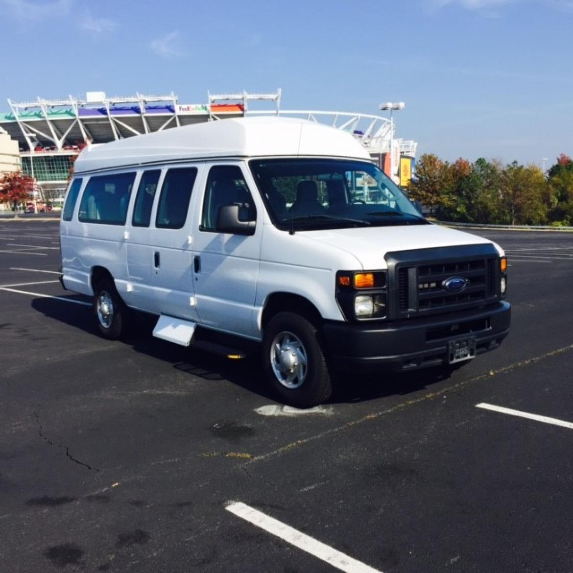 Van for sale 2014 ford e250 by new england wheels