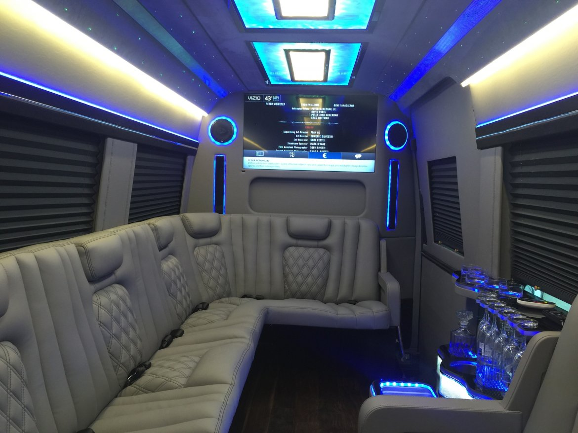 Sprinter for sale: 2016 Mercedes-Benz Sprinter by American Limousine Sales