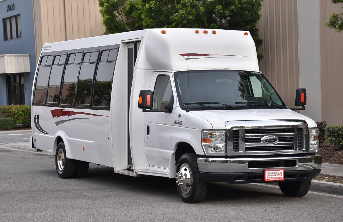 Limo Bus for sale: 2011 Ford E-450 by Federal