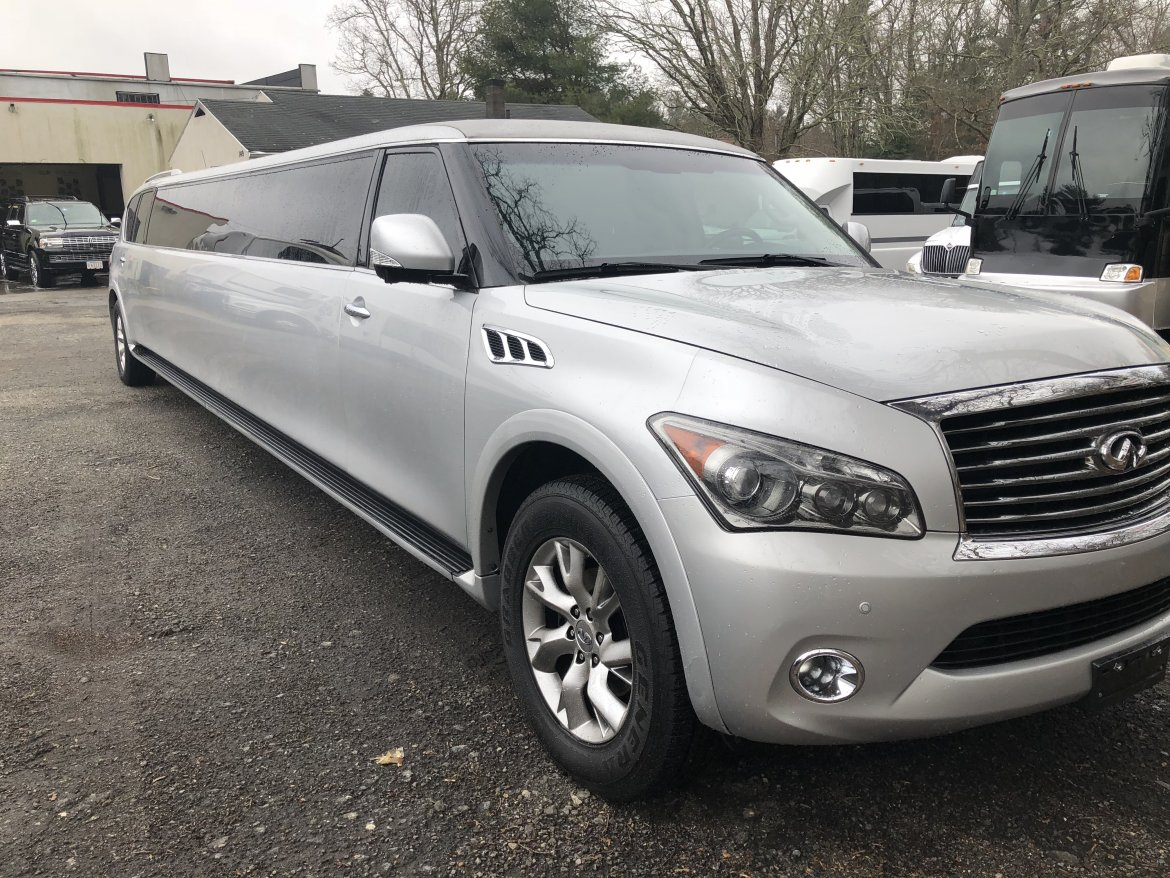 used 2011 infiniti qx56 for sale ws 11128 we sell limos. Black Bedroom Furniture Sets. Home Design Ideas