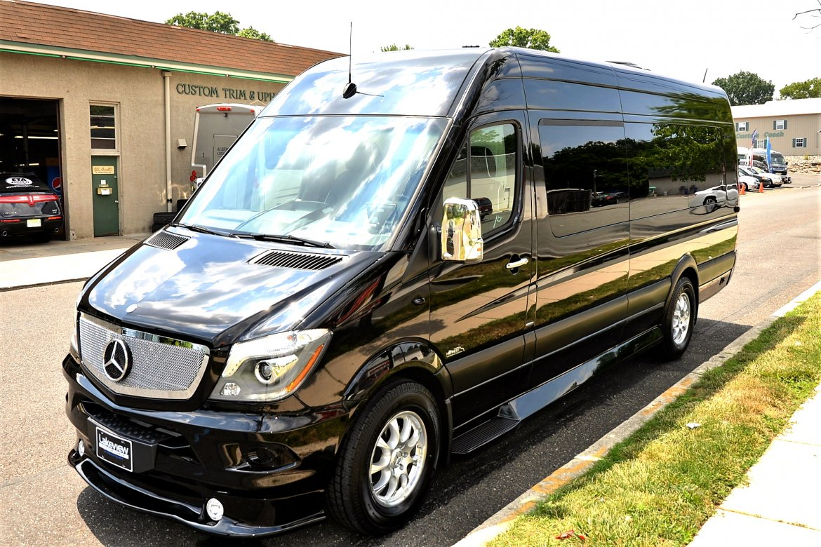 Sprinter For 2017 Mercedes Benz 2500 25 By Midwest