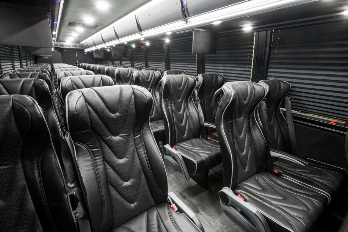"Luxury Coach for sale: 2018 Freightliner M2 Cummins 45"" by Executive Bus Builders"