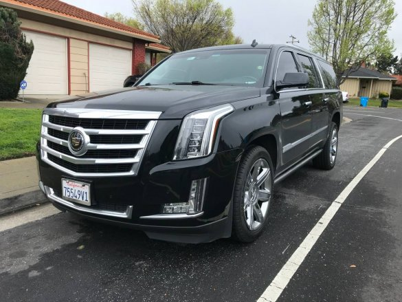 Used Escalade For Sale >> Used 2015 Cadillac Escalade ESV for sale #WS-11178 | We Sell Limos