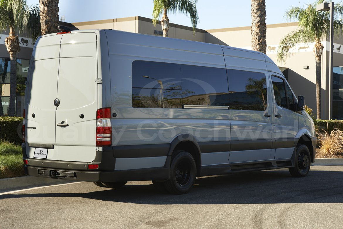 2017 Quality Coachworks Mercedes-Benz Sprinter 170