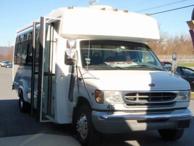 For sale: Ford E45 25 Passenger