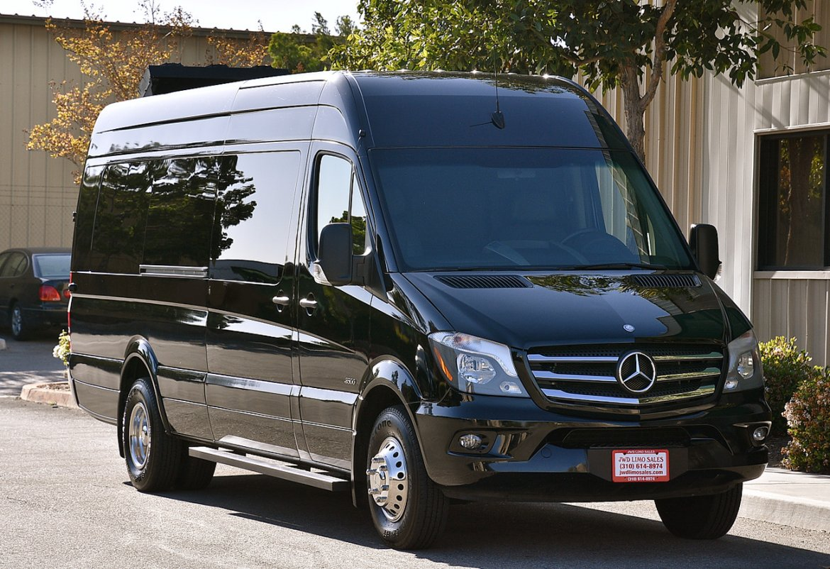 Sprinter for sale: 2014 Mercedes-Benz Sprinter 3500 by Las Vegas Coachworks