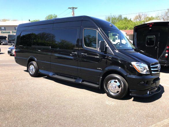 New 2017 mercedes benz sprinter 3500 for sale 11216 we for 2017 mercedes benz sprinter seating capacity 12
