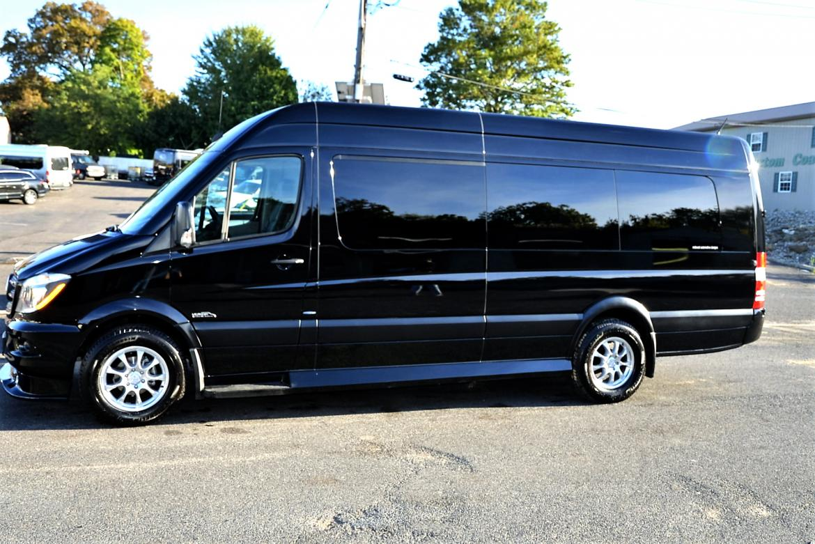 New 2016 mercedes benz sprinter 2500 for sale ws 10126 for Sprinter mercedes benz 2016