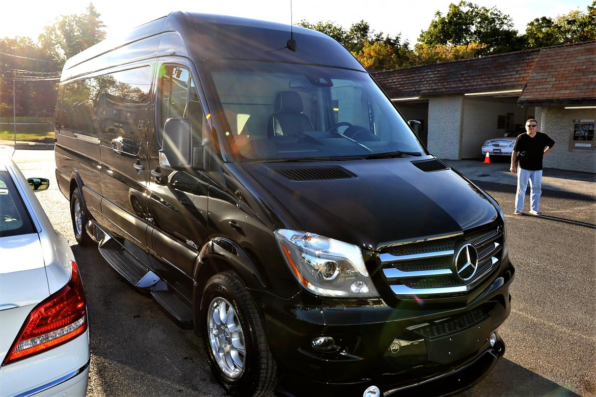 New 2016 mercedes benz sprinter 2500 for sale 10126 we for Custom mercedes benz sprinter for sale