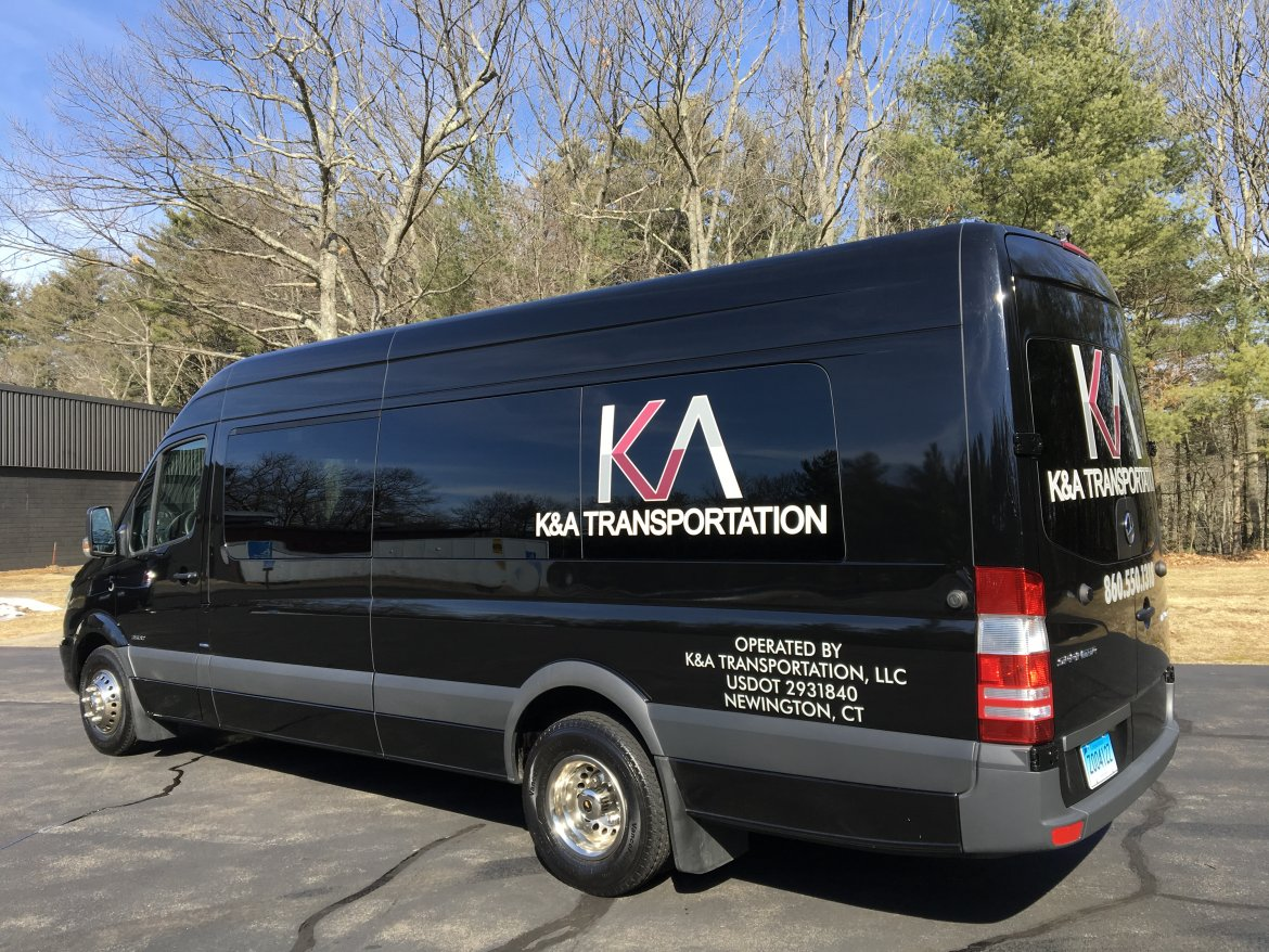 Sprinter for sale: 2016 Mercedes-Benz Sprinter by Springfield Coach Group