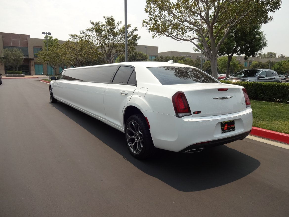"Limousine for sale: 2018 Chrysler 180 Inch w/ 5th Door 180"" by Limos by Moonlite"