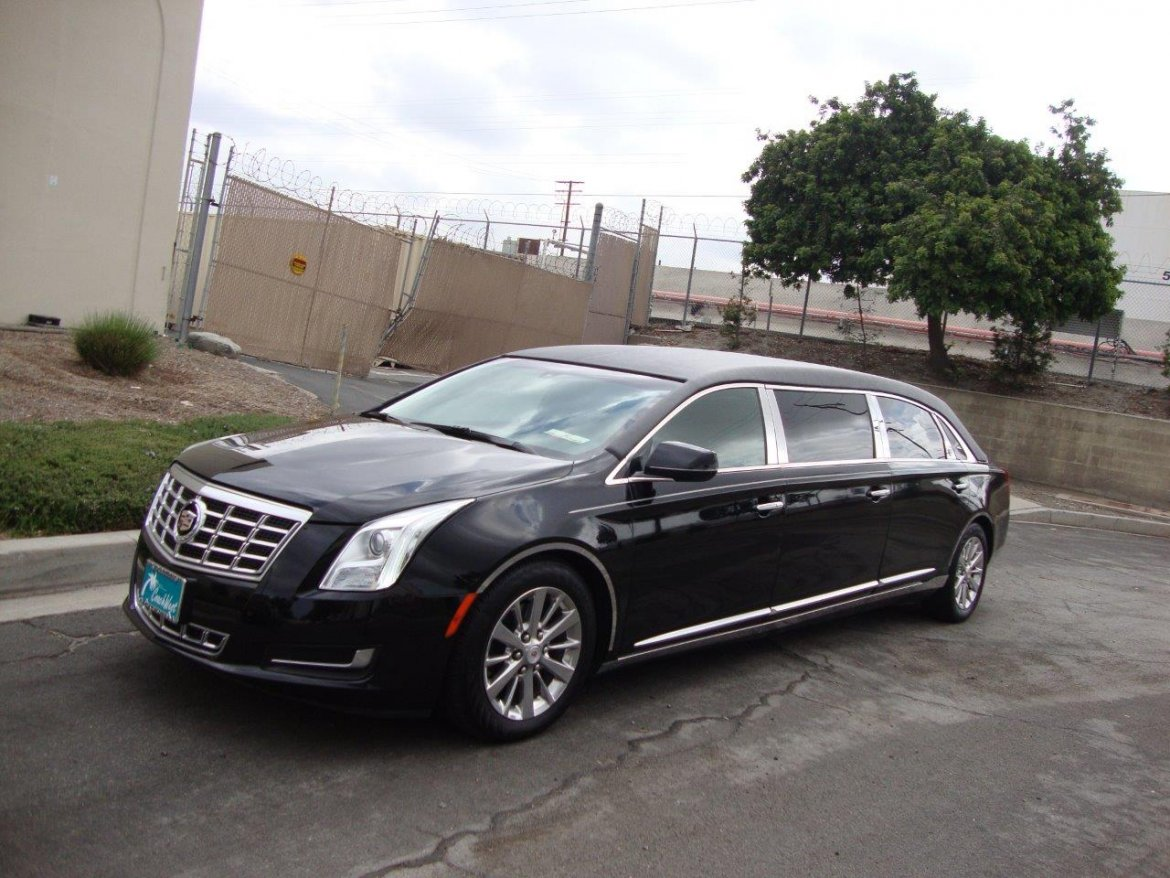 Limousine for sale: 2014 Cadillac XTS 6-Door by Armbruster Stageway