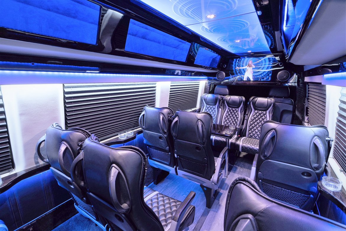 "Sprinter for sale: 2017 Mercedes-Benz 3500 25"" by E Coach"
