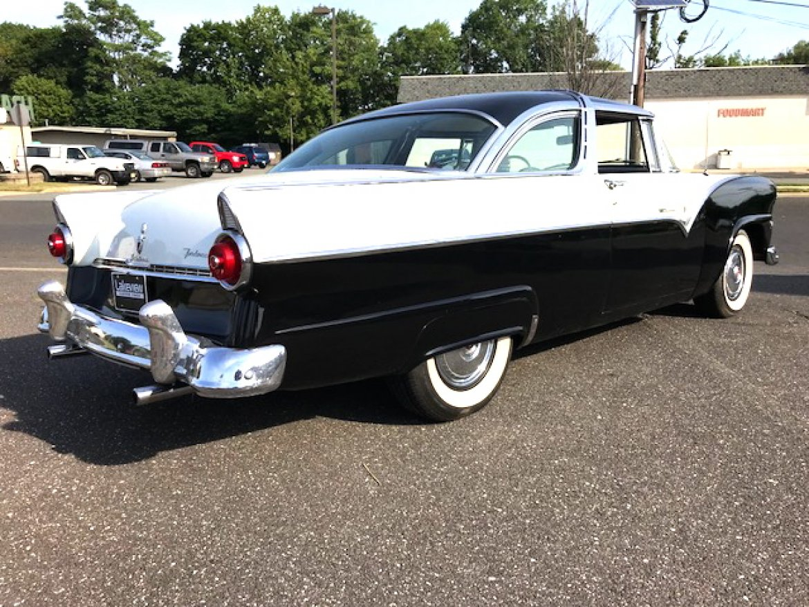 Exotic for sale 1955 ford fairlane crown victoria by ford