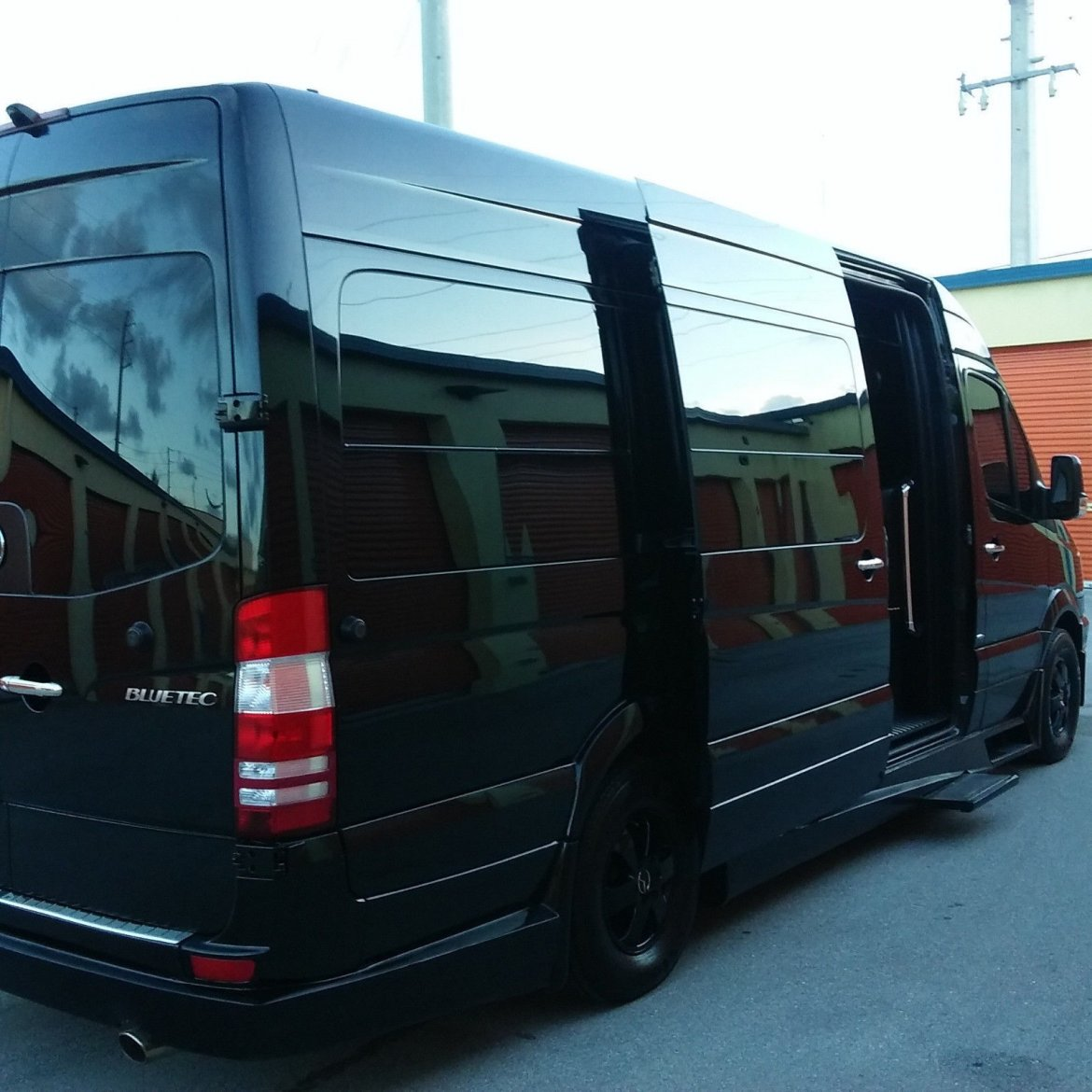 Used 2011 mercedes benz sprinter for sale ws 11392 we for Mercede benz for sale
