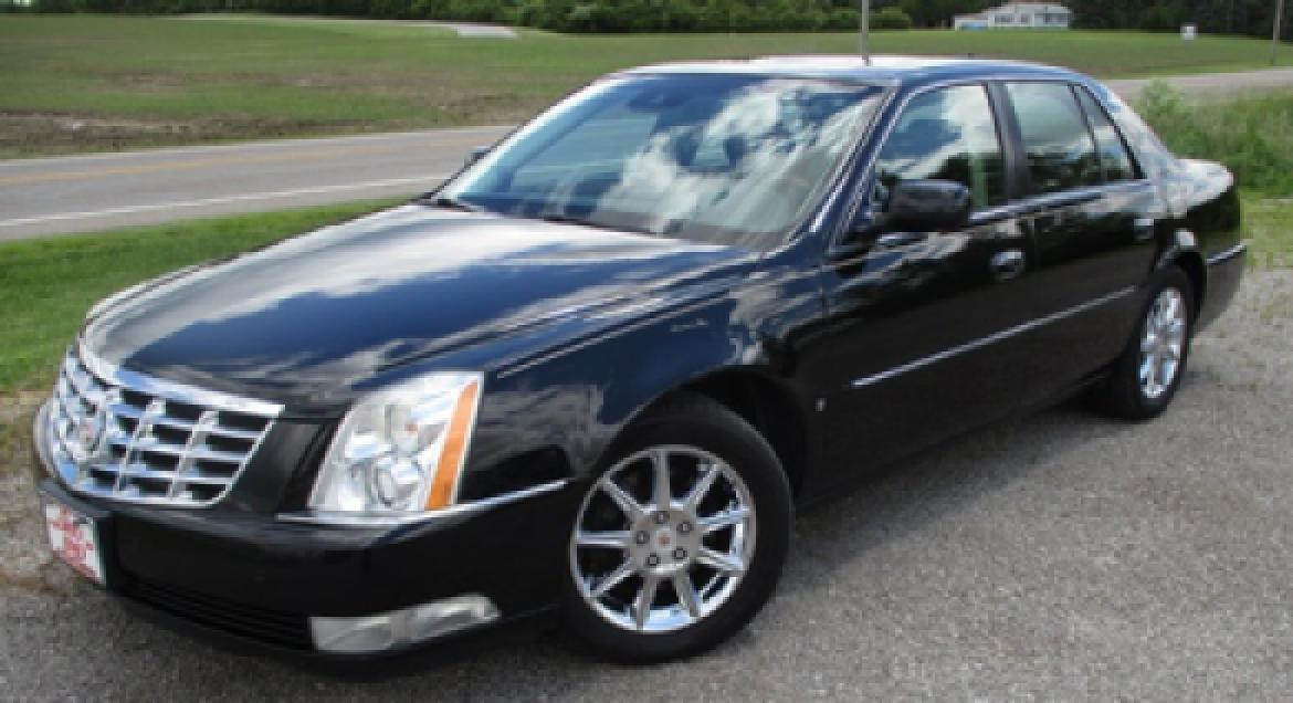 used 2009 cadillac dts for sale ws 10142 we sell limos. Black Bedroom Furniture Sets. Home Design Ideas