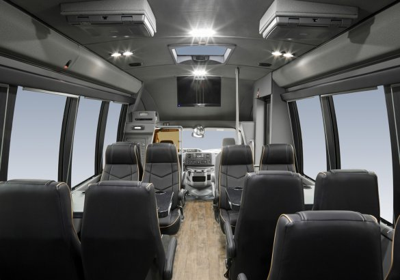New 2018 Ford E 450 For Sale Ws 11464 We Sell Limos