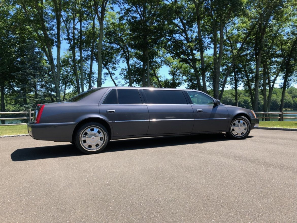 Limo For Sale >> 2007 Cadillac Dts For Sale 19495