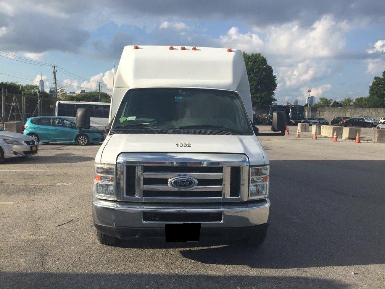 Executive shuttle for sale 2013 ford e450 336
