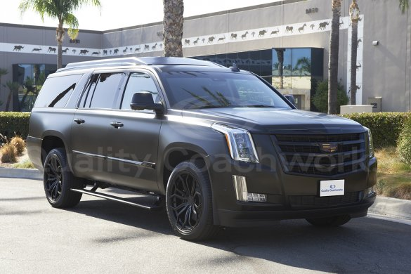 New 2018 Cadillac Escalade Esv Ceo For Sale Ws 11484 We