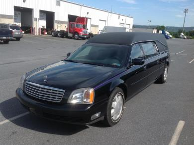 For sale: Cadillac Hearse (147)