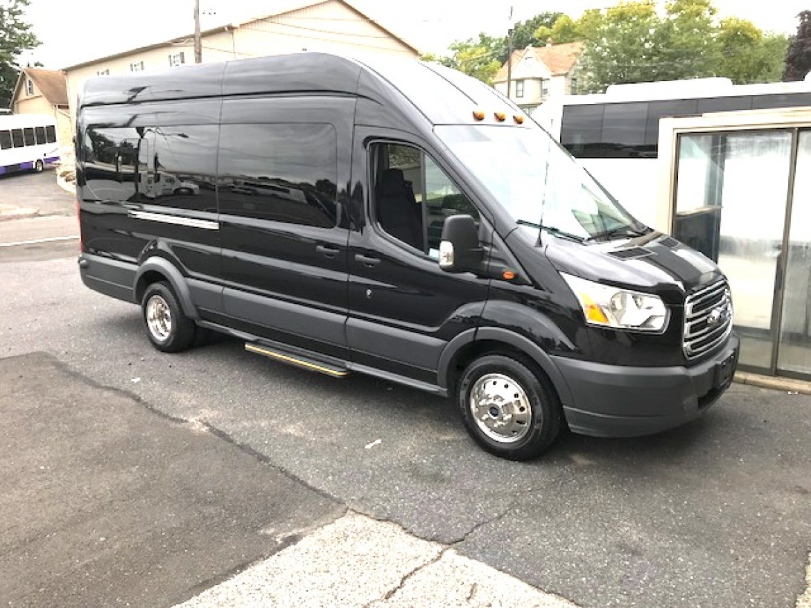 2016 Ford Transit >> Used 2016 Ford Transit For Sale Ws 11526 We Sell Limos