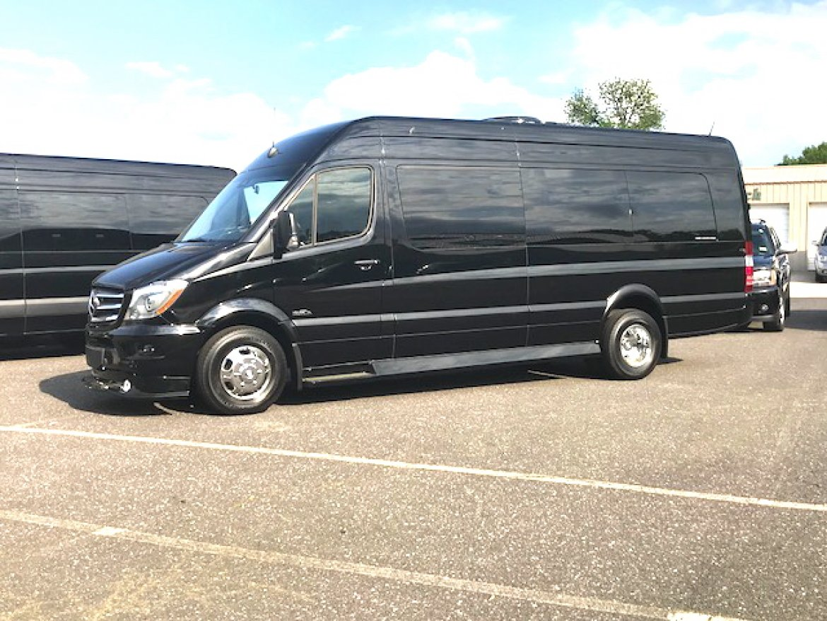 228 Mercedes Benz Sprinters For Sale