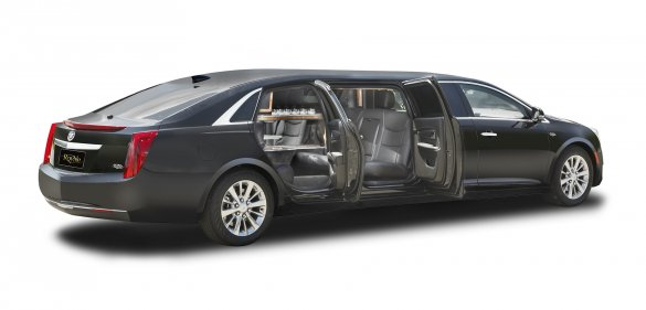 New 2019 Cadillac XTS for sale #WS-11568 | We Sell Limos
