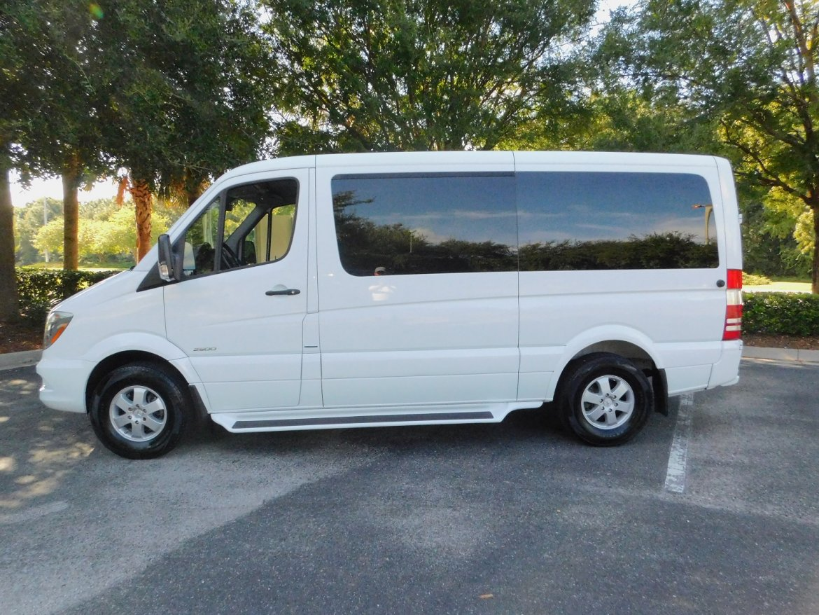 "Executive Shuttle for sale: 2016 Mercedes-Benz Sprinter 2500 144""Wheel Base 144"" by Midwest"