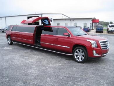 For sale: 2015 Pinnacle Coach Builders Chevy Tahoe SUV Stretch