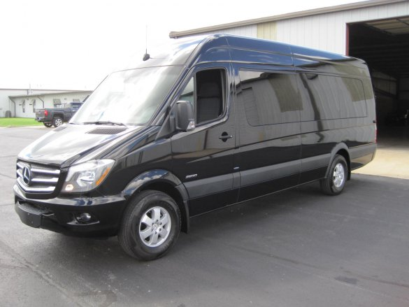 """Used Cars For Sale Springfield Mo >> Used 2016 Mercedes-Benz Sprinter 2500 170"""" High Top for sale #WS-11609 