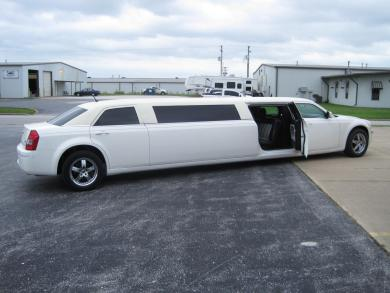 For sale: 2008 LCW Chrysler 300 Limousine