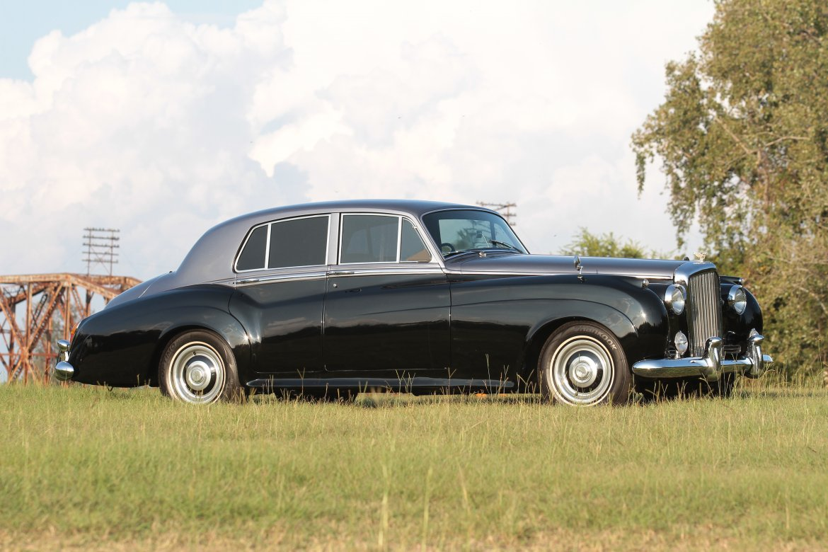 Exotic for sale: 1957 Bentley S-1 Radford Edition by Bentley Motors