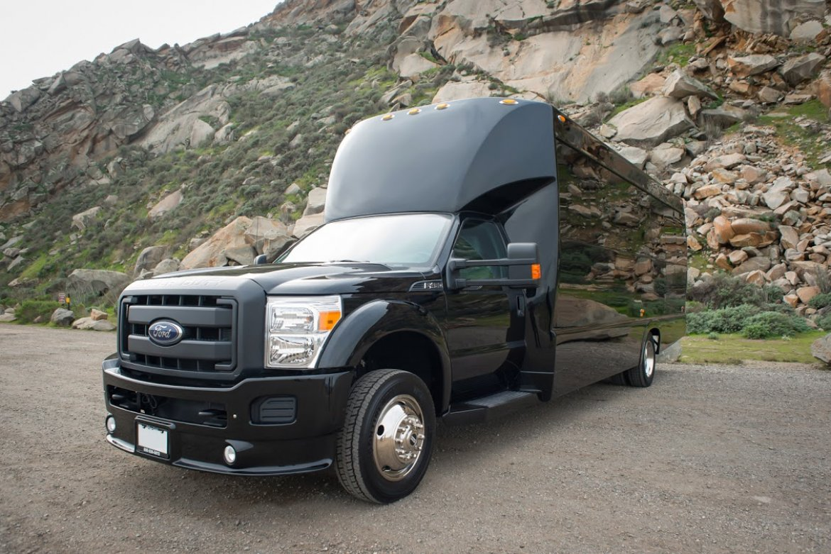 Limo bus for sale 2016 ford f450 by tiffany