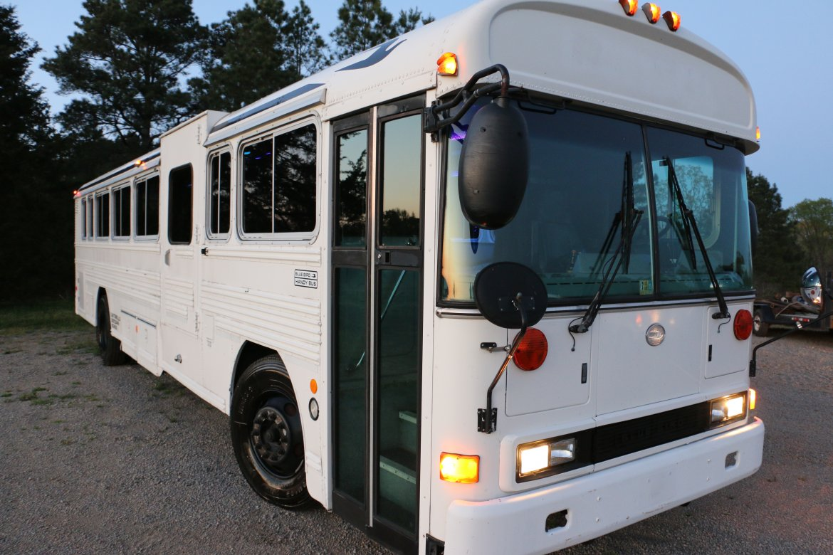 Limo Bus for sale: 2001 Blue Bird All American 53""