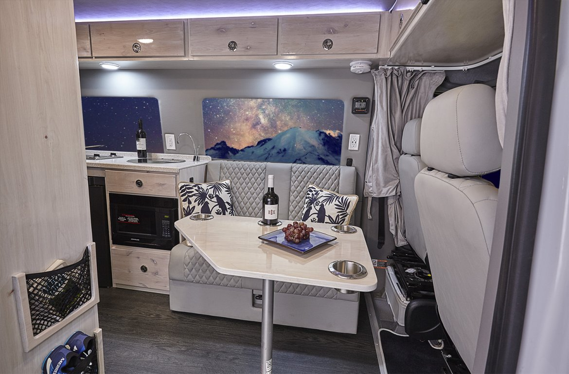 Sprinter for sale: 2018 Mercedes-Benz Sprinter by Galactic