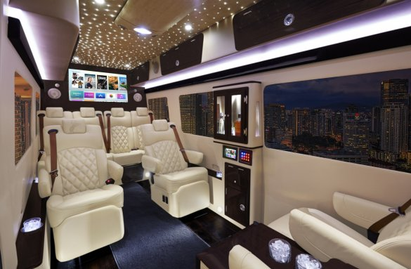 Limos For Sale >> New 2019 Mercedes-Benz Limitless Edition © Sprinter for sale #WS-11642   We Sell Limos
