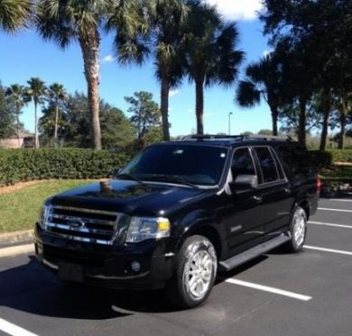For sale: 2008 DaBryan  Ford Expedition EL VIP