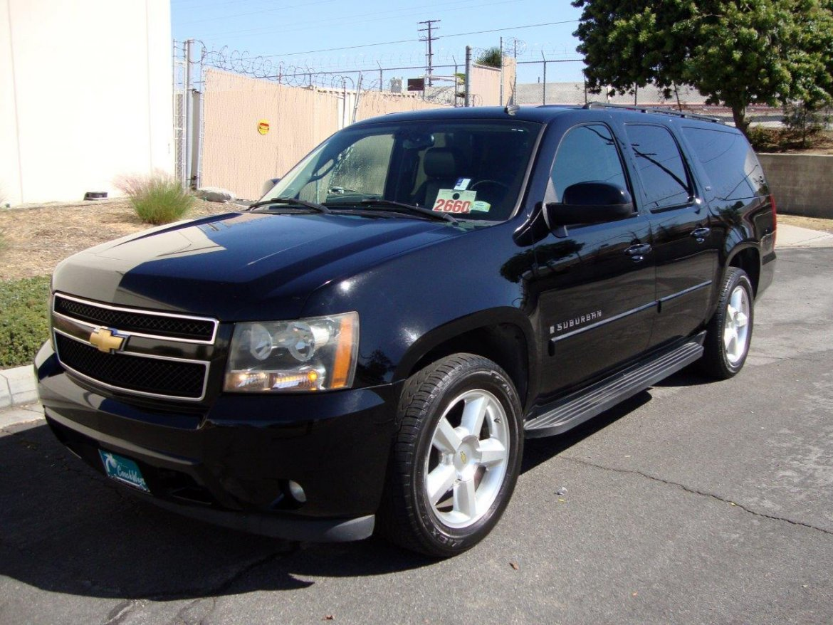 SUV for sale: 2007 Chevrolet LTZ Suburban SUV by General Motors