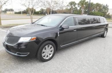 For sale: 2015 ECB Lincoln MKT 5-Door SUV Stretch